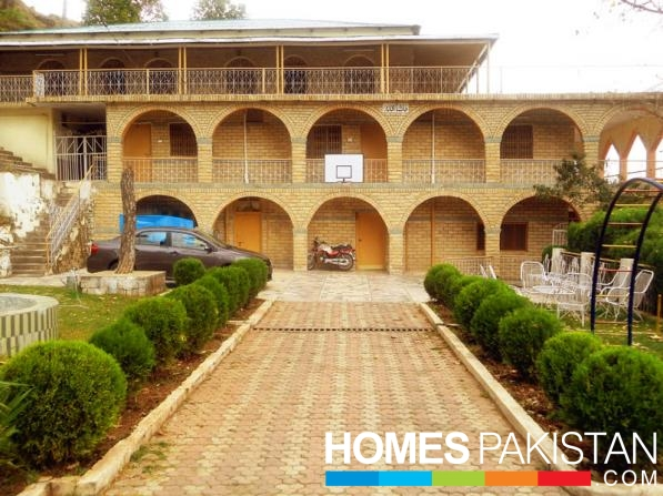 5 K Hotel For Rent, Murree City, Murree By Whispering pines  Marla House Design In Stan Html on