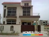 10 Marla 4 Bedrooms Prime Location Double Storey House For Sale