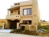 10 Marla 5 Bedrooms Brand New Double Storey House For Sale in Omer Block