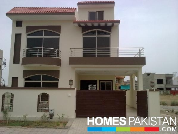 7 marla 4 bedroom s house for sale gulrez housing scheme Construction cost of 5 marla house