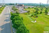 5 Marla Excellent Location Residential Plot For Sale In Bahria Orchard