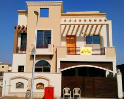 7 Marla 5 Bedrooms Outclass Location House For Sale