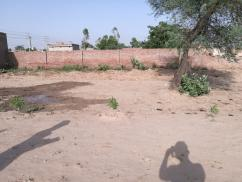 4 Marla Front Corner Ideal Location Commercial Plot For Sale