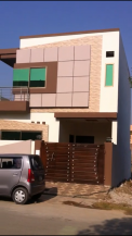 Brand New 5 Marla 3 Bedrooms Ideal Location House For Rent
