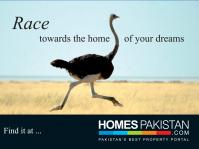 Race towords the home of your dreams