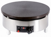 Single Round Gas Crepe Maker