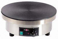 Single Round Electric Crepe Maker