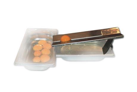 egg yolk separator machine
