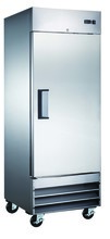 Reach In Freezers With Solid Doors