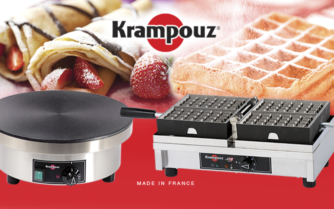 Crepe and Waffle Maker