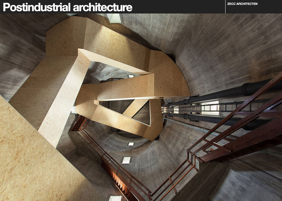Postindustrial-architecture