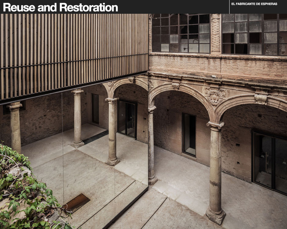 Reuse-and-restoration