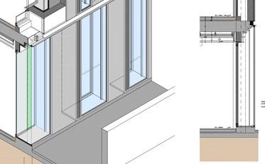 Details facades divisare by europaconcorsi - Maison ribatejo y atelier nuno lacerda lopes ...