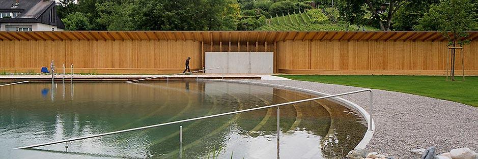 Naturbad Riehen, Natural Swimming Pool