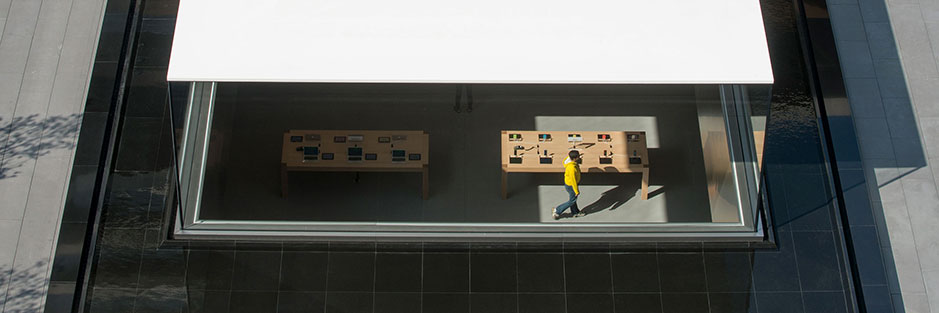 Apple Store. Istanbul
