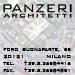 PANZERI ARCHITETTI - fabio panzeri architect
