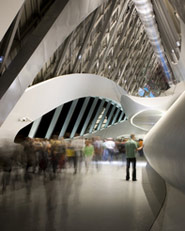Zaragoza Bridge Pavilion