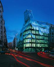 Sede del Departamento de Sanidad del Gobierno Vasco en Bilbao