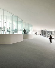 Rolex Learning Centre, EPFL Lausanne