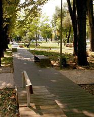 Riqualificazione di Parco e Piazza Sant'Antonio a Marghera VE