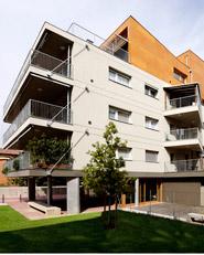 Edificio residenziale in Via delle Scuole