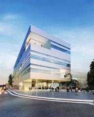 Neubau Hochschule Ruhr West, Standort Bottrop