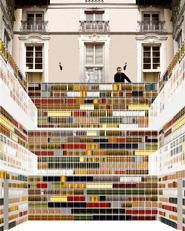 Nuova biblioteca della Camera di Commercio di Genova in Palazzo Tobia Pallavicino