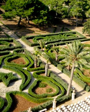 Restauro del parco storico del Castello di Donnafugata (RG)
