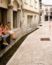 Banyoles old town refurbishment