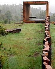 Pinohuacho Observation Deck _ Arquitecto : Rodrigo Sheward Giordano