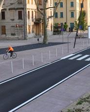 Progetto di sistemazione dell'area del Piazzale della Stazione di Padova