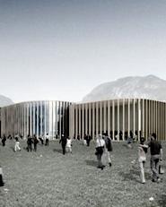 Concorso Di Progettazione Per La Riqualificazione Ed Ampliamento Del Polo Congressuale Di Riva Del Garda