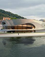 Erweiterung der Stadthalle Heidelberg