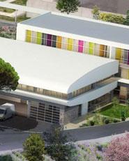 Restructuration du CHU de Nîmes site de l'hôpital Caremeau