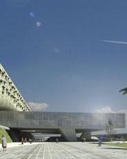 Nuova struttura ospedaliera nell'area a sud di Ancona