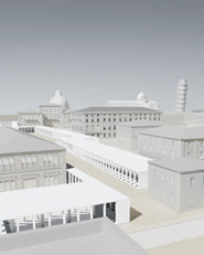 Urban Redevelopment Of The University Hospital Of Santa Chiara, Pisa, Italy