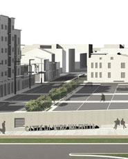 Riqualificazione urbana e servizi dell'area comunale compresa tra le vie Filanda, Salvemini, Gramsci e Parisi. Vibo Valentia
