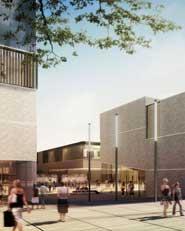 New Ruhr West University in Mülheim an der Ruhr