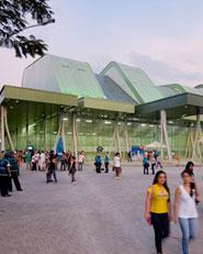 Coliseos Para Juegos Suramericanos 2010