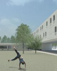 Concorso di architettura Centro Gioventù e Sport Bellinzona