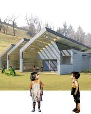 Nuova scuola dell'infanzia di Sirtori