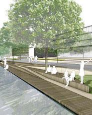 Erweiterung Des Universitätscampus City West