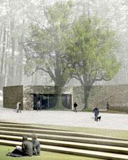 Besucherzentrum Niederwalddenkmal