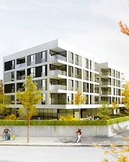DIM - Quartier du Grünewald, Luxembourg
