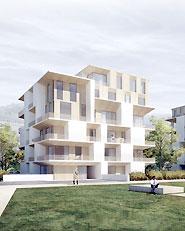 Complesso direzionale-residenziale. Brescia