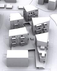 Concorso Internazionale di idee 'I Portici' per un complesso polifunzionale Residenza, Commercio, Spazi Pubblici a Frosinone