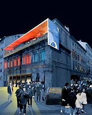 Riuso Teatro Lazzeri - Livorno