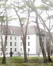 Umweltbundesamt - Herrichtung und Umbau Dienstgebäude Bismarckplatz Berlin