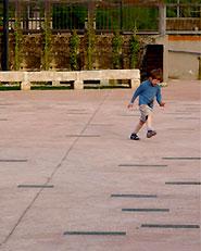 riqualificazione piazza Aldo Moro in frazione Vasche,nel Comune di Castel Sant'Angelo (RI)