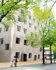 Ampliamento Scuola Professionale Alberghiera Savoy